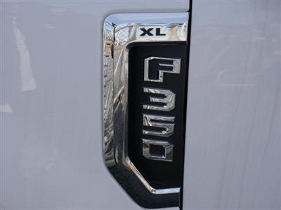 2019 F-350 Regular Cab 4x2, South Jersey Truck Bodies Platform Body #270579 - photo 7