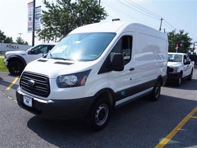 2018 Transit 250 Med Roof 4x2,  Empty Cargo Van #270740 - photo 4