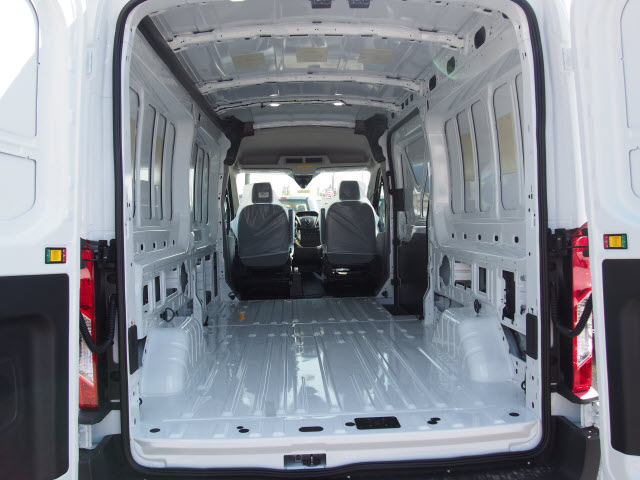 2018 Transit 250 Med Roof 4x2,  Empty Cargo Van #270753 - photo 2