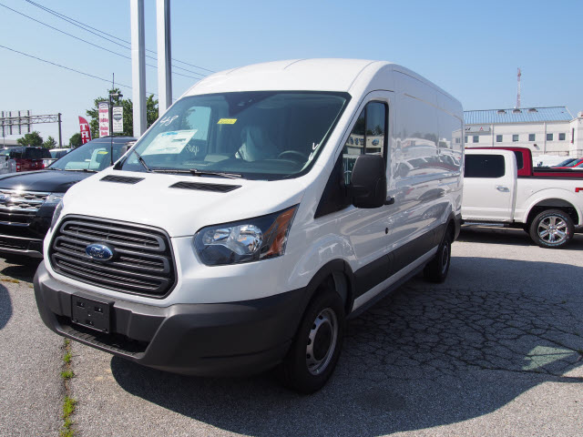 2018 Transit 250 Med Roof 4x2,  Empty Cargo Van #270753 - photo 4