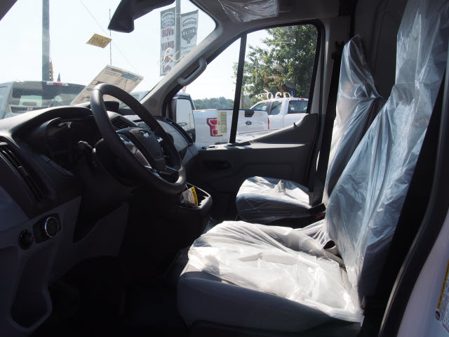 2018 Transit 250 Med Roof 4x2,  Empty Cargo Van #270753 - photo 7