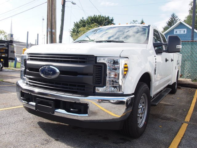 2019 F-350 Crew Cab 4x2,  Reading Service Body #270805 - photo 3