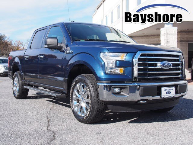 2016 F-150 SuperCrew Cab 4x4,  Pickup #271431 - photo 1