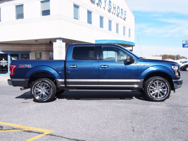 2016 F-150 SuperCrew Cab 4x4,  Pickup #271431 - photo 14