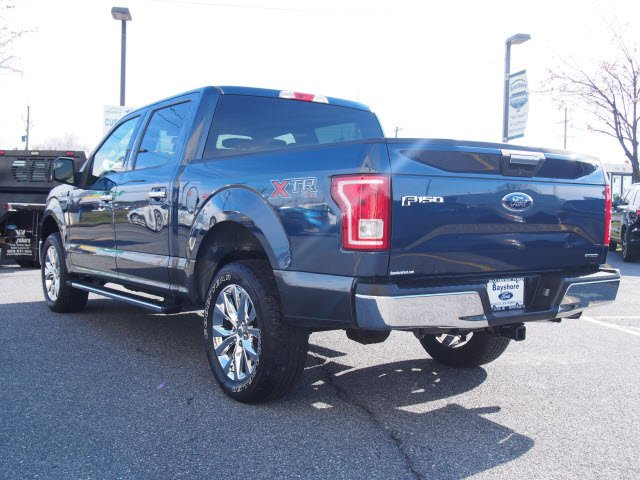 2016 F-150 SuperCrew Cab 4x4,  Pickup #271431 - photo 10