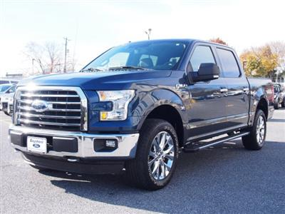 2016 F-150 SuperCrew Cab 4x4,  Pickup #271431 - photo 4