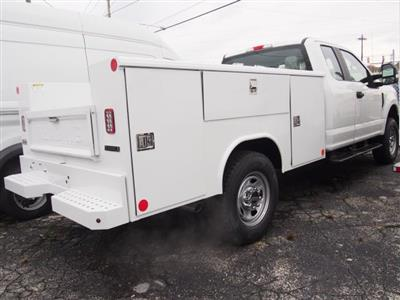 2019 F-350 Super Cab 4x4,  Reading Classic II Steel Service Body #271465 - photo 2