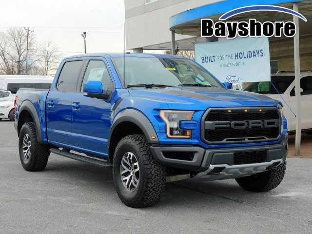 2018 F-150 SuperCrew Cab 4x4,  Pickup #271524 - photo 3