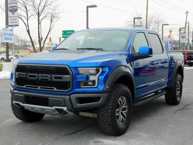 2018 F-150 SuperCrew Cab 4x4,  Pickup #271524 - photo 4
