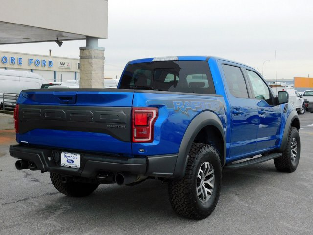 2018 F-150 SuperCrew Cab 4x4,  Pickup #271524 - photo 2