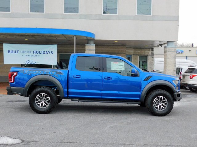 2018 F-150 SuperCrew Cab 4x4,  Pickup #271524 - photo 6