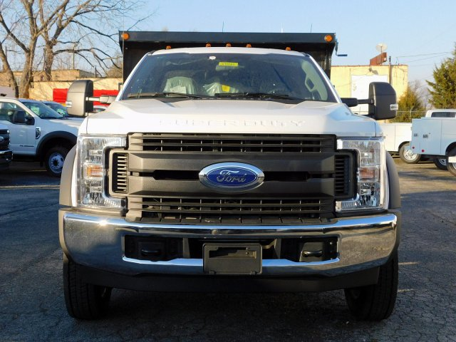 2019 F-550 Regular Cab DRW 4x2,  Galion Dump Body #271814 - photo 3
