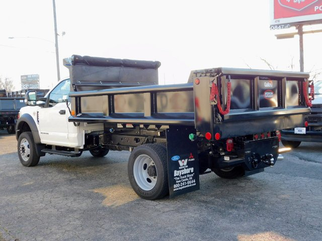 2019 F-550 Regular Cab DRW 4x2,  Galion Dump Body #271814 - photo 5