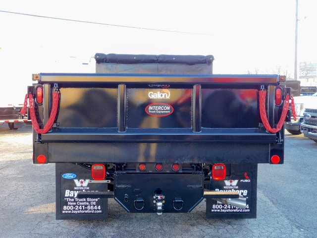 2019 F-550 Regular Cab DRW 4x2,  Galion Dump Body #271814 - photo 6