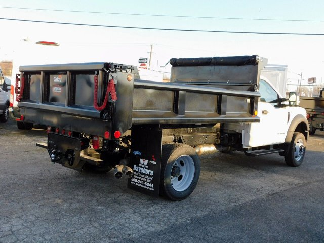 2019 F-550 Regular Cab DRW 4x2,  Galion Dump Body #271814 - photo 2
