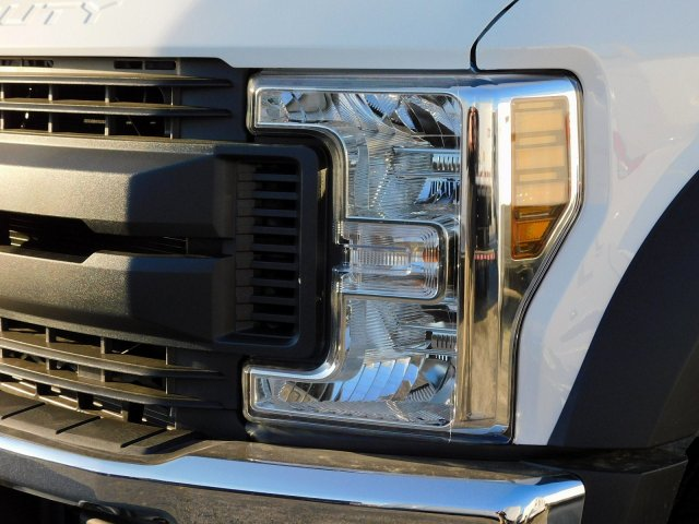 2019 F-550 Regular Cab DRW 4x2,  Galion Dump Body #271814 - photo 9