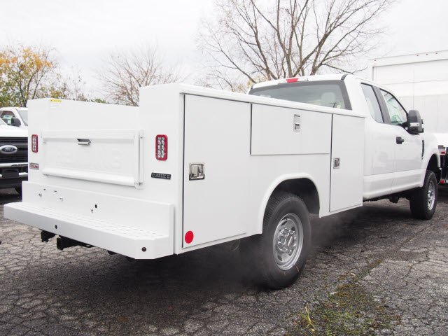 2019 F-350 Super Cab 4x4,  Reading Service Body #271818 - photo 2