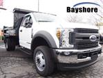 2019 F-550 Regular Cab DRW 4x4,  Reading Dump Body #272015 - photo 1