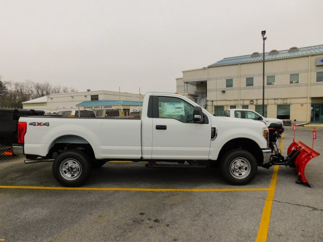 2019 F-250 Regular Cab 4x4,  Western Pickup #272084 - photo 6