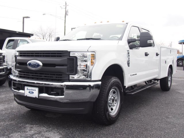 2019 F-350 Super Cab 4x4,  Reading Service Body #272352 - photo 3