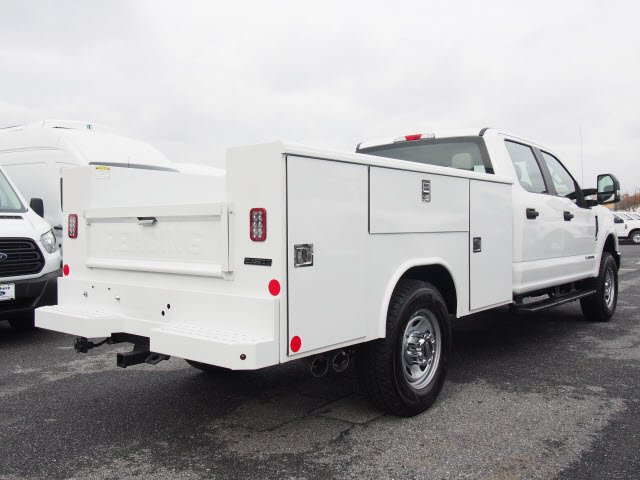 2019 F-350 Super Cab 4x4,  Reading Service Body #272352 - photo 2