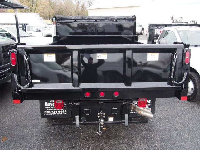 2019 F-550 Super Cab DRW 4x4,  Rugby Eliminator LP Steel Dump Body #272381 - photo 4