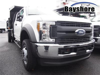 2019 F-550 Super Cab DRW 4x4,  Rugby Eliminator LP Steel Dump Body #272381 - photo 1