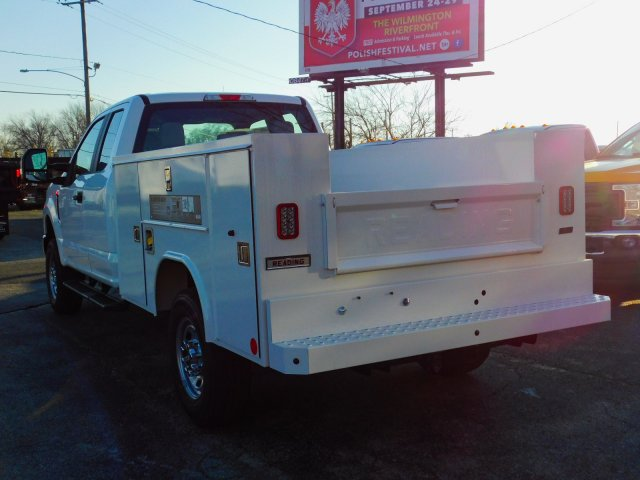 2019 F-250 Super Cab 4x4,  Reading Service Body #272411 - photo 5
