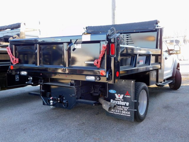 2019 F-550 Regular Cab DRW 4x4,  Reading Dump Body #272430 - photo 2