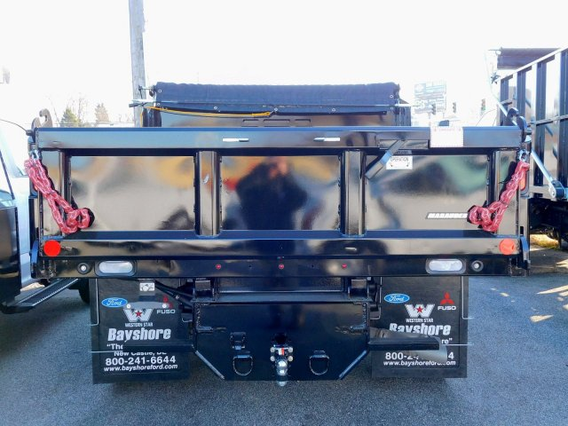 2019 F-550 Regular Cab DRW 4x4,  Reading Dump Body #272430 - photo 3