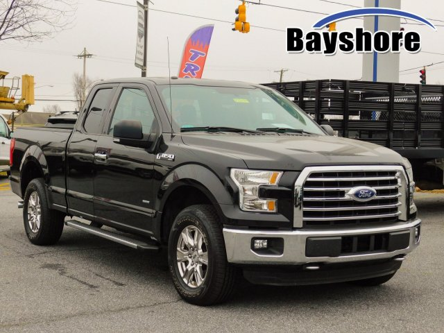 2016 F-150 Super Cab 4x4,  Pickup #272489 - photo 1