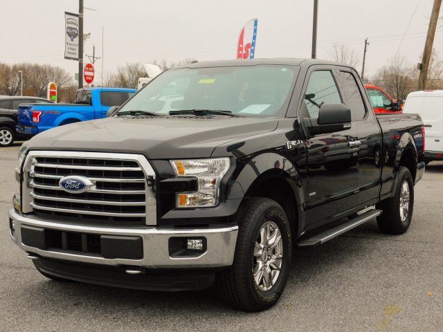 2016 F-150 Super Cab 4x4,  Pickup #272489 - photo 4