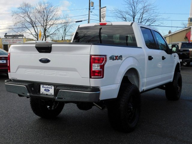 2018 F-150 SuperCrew Cab 4x4,  Pickup #273140 - photo 2