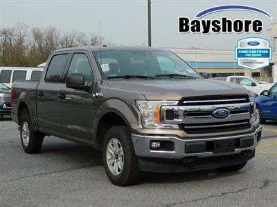 2018 F-150 SuperCrew Cab 4x4,  Pickup #273143 - photo 1