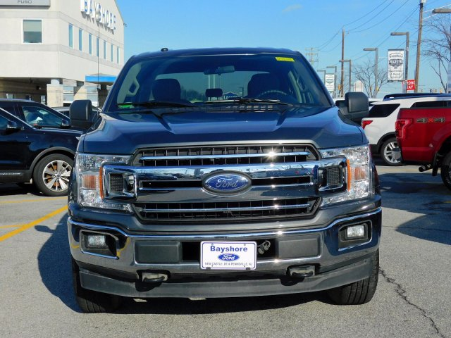 2018 F-150 SuperCrew Cab 4x4,  Pickup #273145 - photo 3