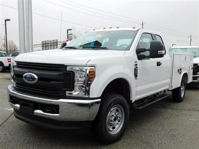 2019 F-250 Super Cab 4x4,  Reading SL Service Body #273476 - photo 4