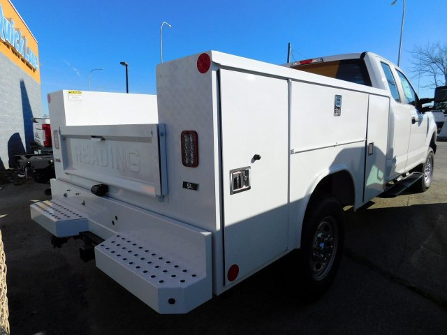 2019 F-250 Regular Cab 4x2,  Reading Service Body #273800 - photo 4