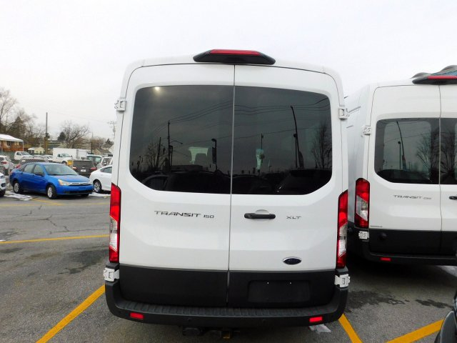 2018 Transit 150 Med Roof 4x2,  Passenger Wagon #274007 - photo 4