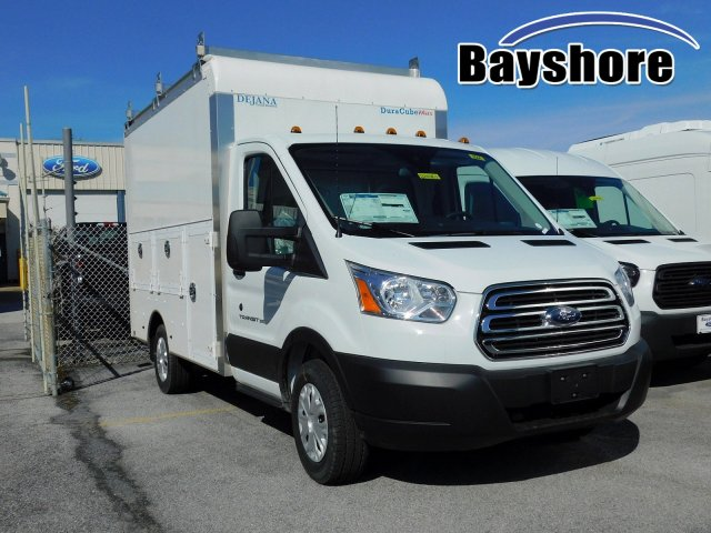 2019 Transit 350 4x2, Dejana DuraCube Max Service Utility Van (Stock  #274087)