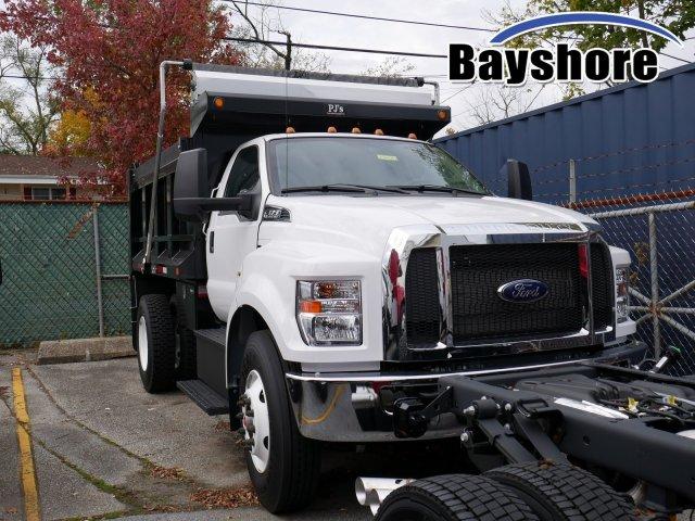 2019 F-750 Regular Cab DRW 4x2, Godwin 300T Dump Body #274582 - photo 1