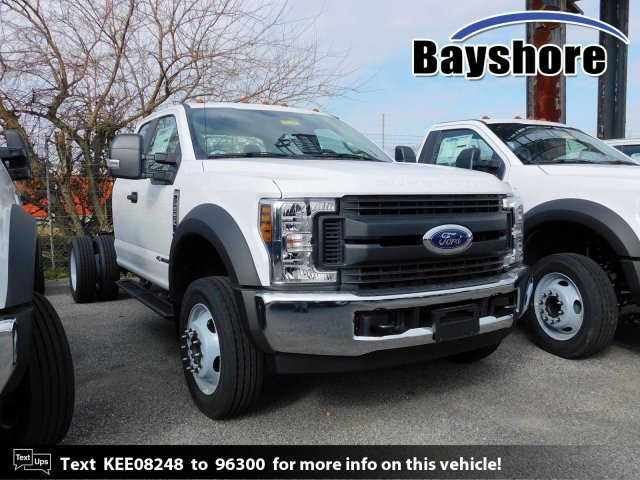 2019 F-550 Super Cab DRW 4x2, Cab Chassis #274680 - photo 1