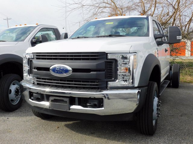 2019 F-550 Super Cab DRW 4x2, Cab Chassis #274680 - photo 4