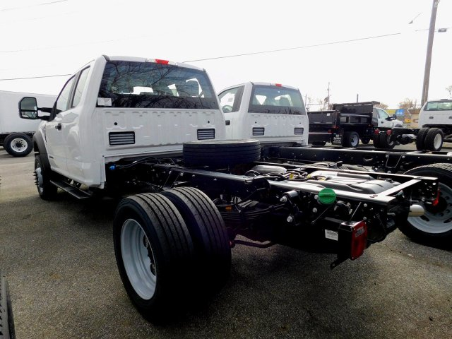 2019 F-550 Super Cab DRW 4x2, Cab Chassis #274680 - photo 5