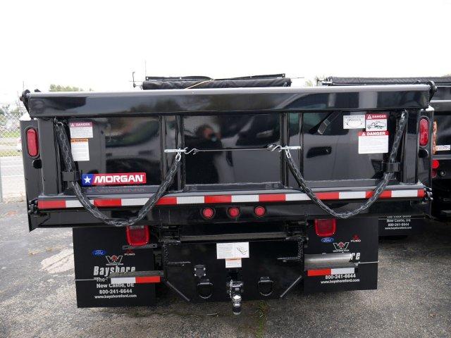 2019 F-350 Regular Cab DRW 4x4, Morgan Dump Body #277062 - photo 3