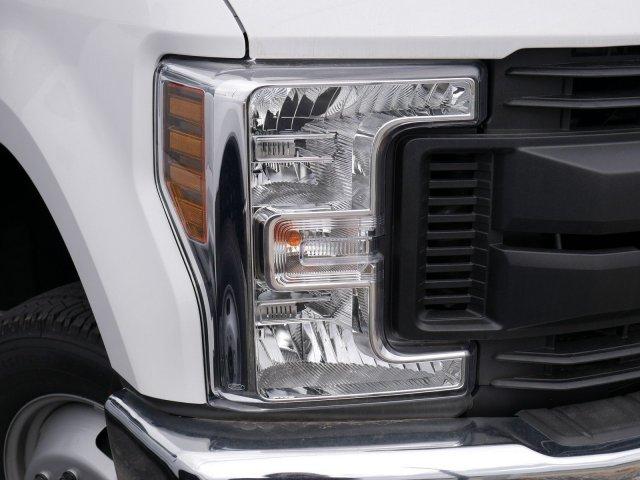 2019 F-350 Regular Cab DRW 4x4, Morgan Dump Body #277062 - photo 6