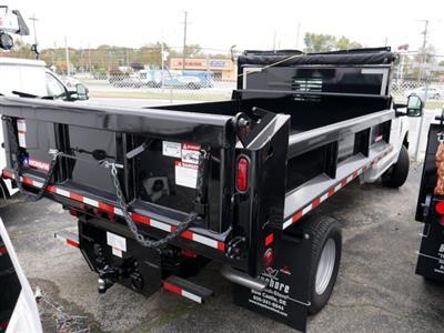 2019 F-350 Regular Cab DRW 4x4, Morgan Dump Body #277062 - photo 4