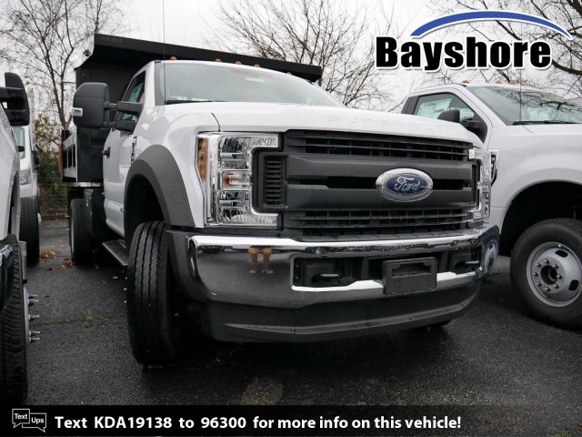 2019 F-450 Regular Cab DRW 4x4, Reading Dump Body #277721 - photo 1