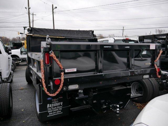 2019 F-450 Regular Cab DRW 4x4, Reading Marauder Dump Body #277721 - photo 5