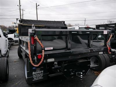2019 F-450 Regular Cab DRW 4x4, Reading Marauder Dump Body #277721 - photo 5
