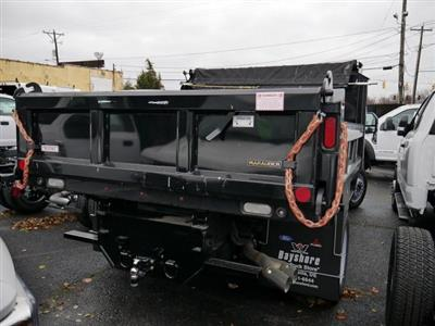 2019 F-450 Regular Cab DRW 4x4, Reading Marauder Dump Body #277721 - photo 2